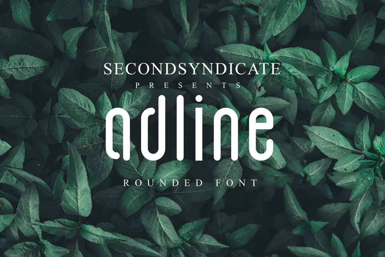 Adline Font