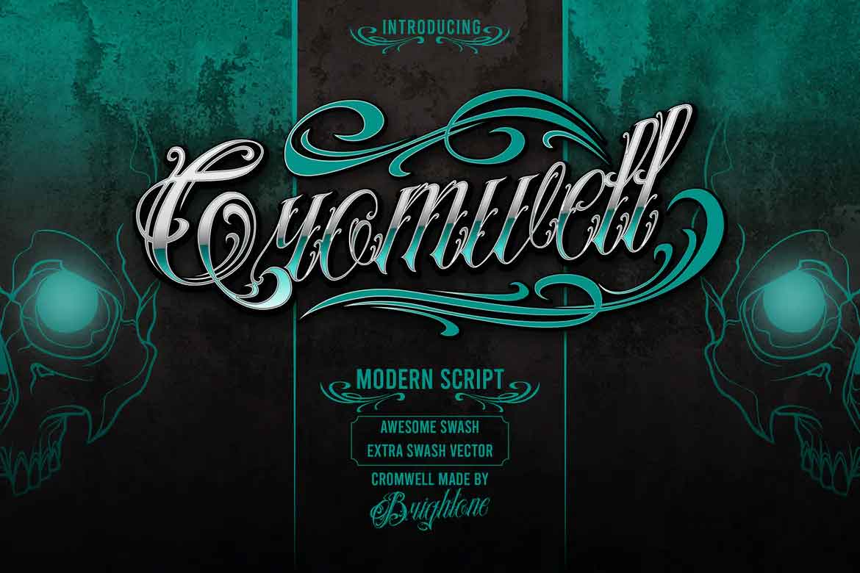 Cromwell Font