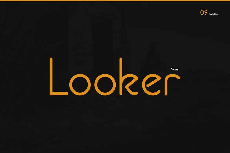 Looker Sans