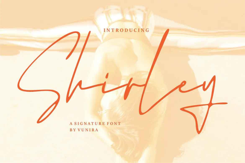 Shirley Font