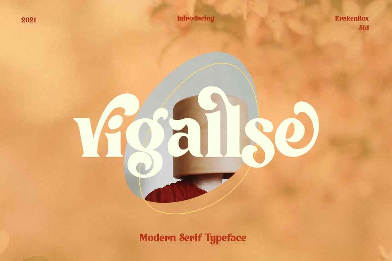 Vigallse Font
