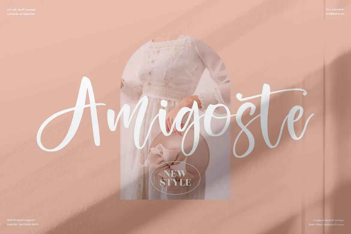 Amigoste Font
