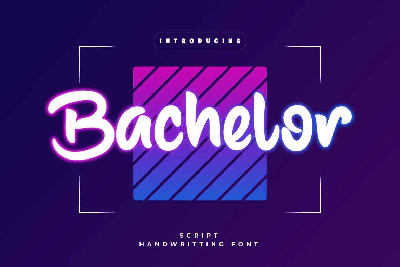 Bachelor Font