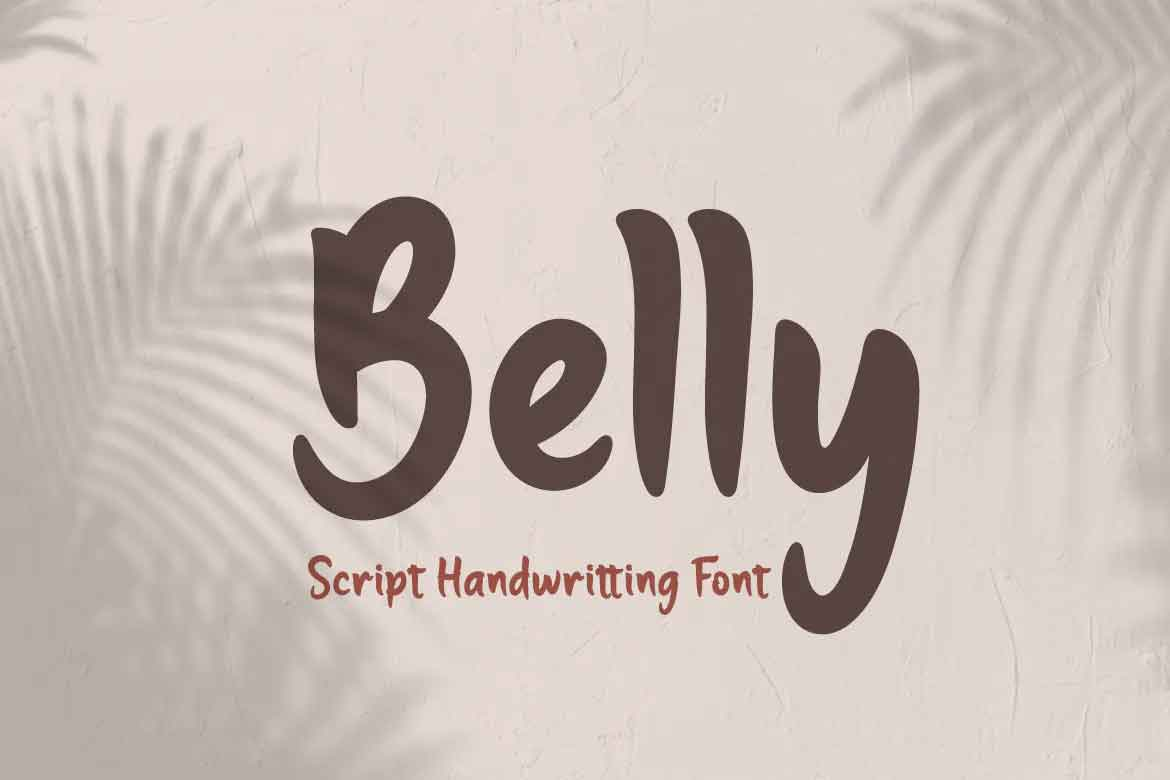 Belly Font