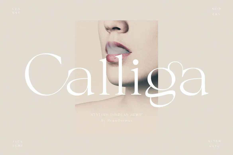 Calliga Font