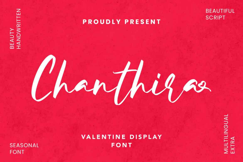 Chanthira Font