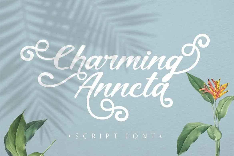 Charming Anneta Font