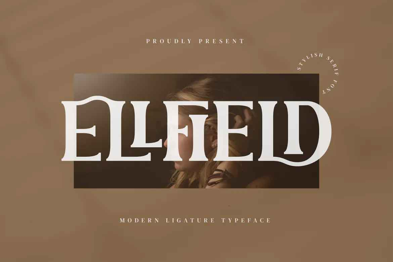 Ellfield Font