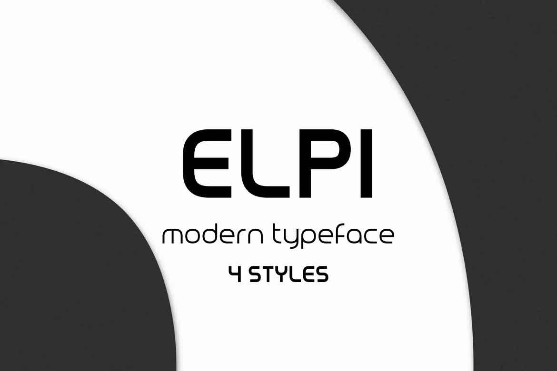 Elpi Font
