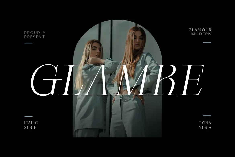 Glamre Font