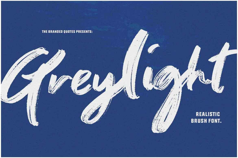 Greylight Font