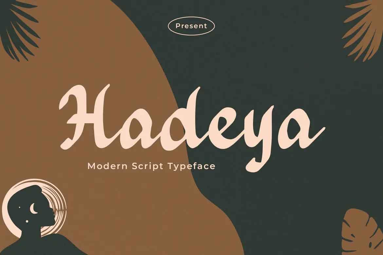 Hadeya Font