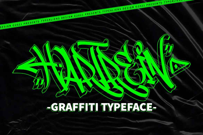 Hartrein Font