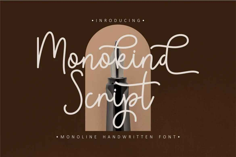 Monokind Script