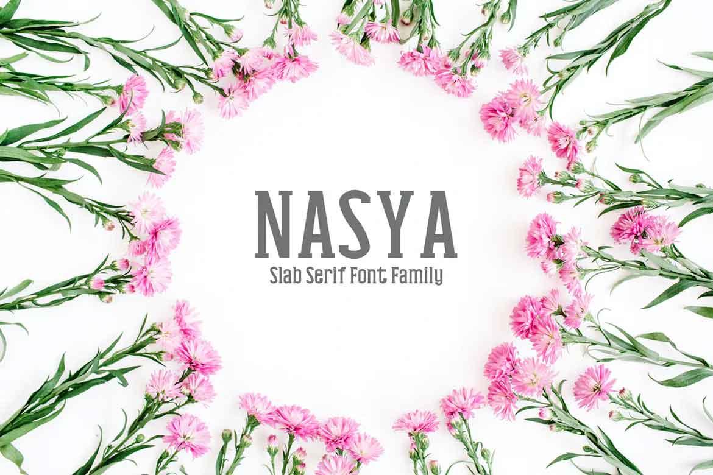 Nasya Font