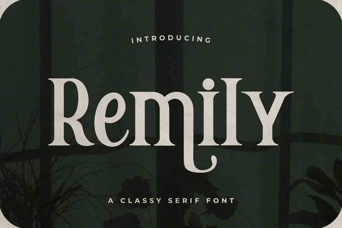 Remily Font