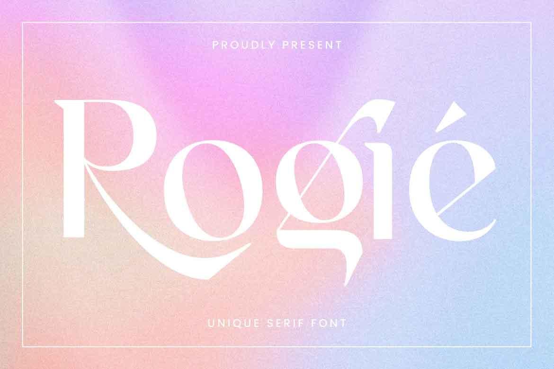 Rogie Font