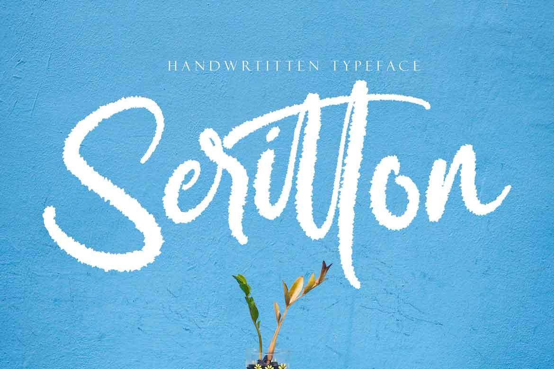 Seritton Font