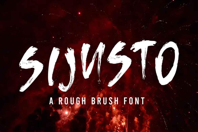 Sijusto Font