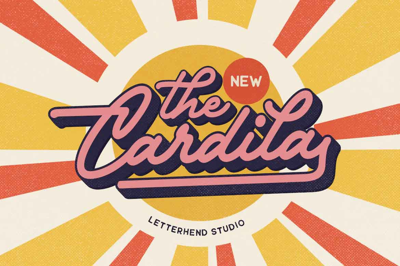 The Cardila Font