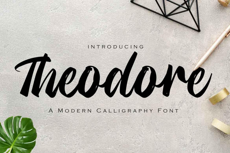 Theodore Font