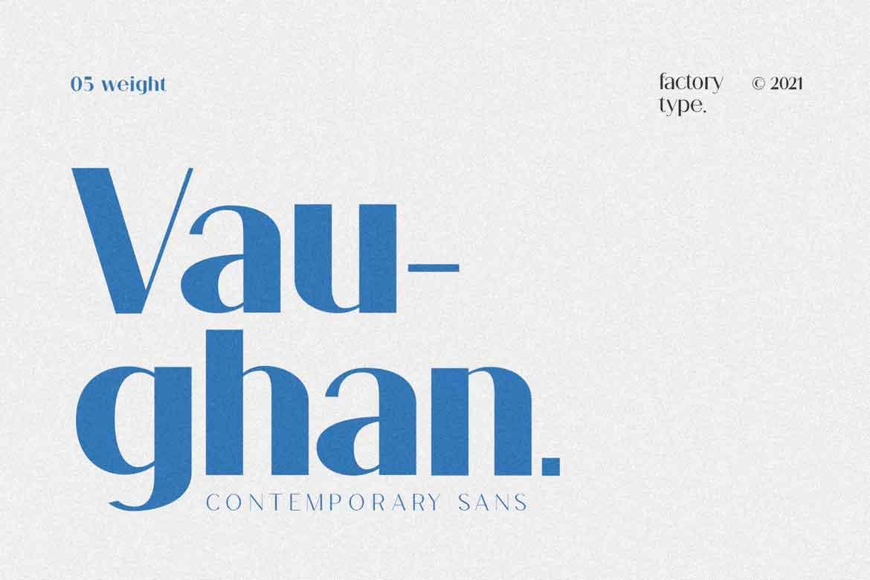 Vaughan Sans