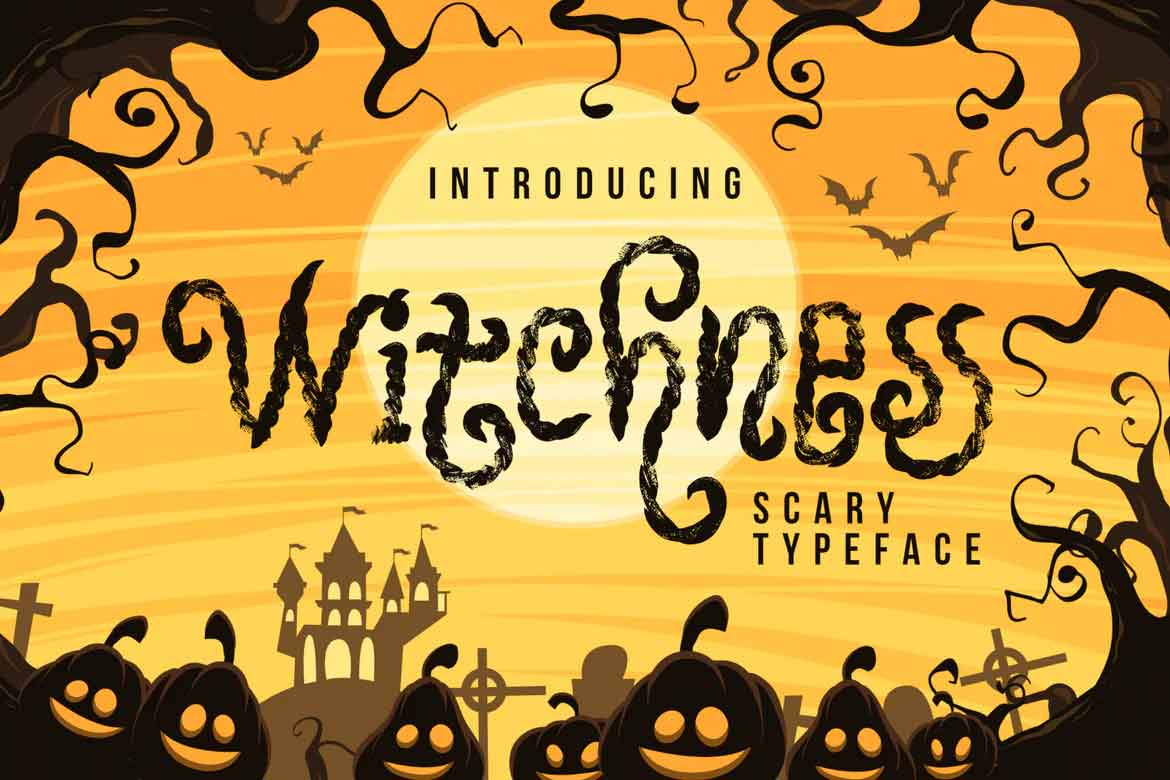 Witchness Font