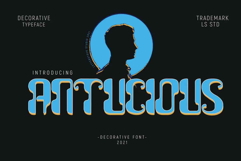 Antucious Font