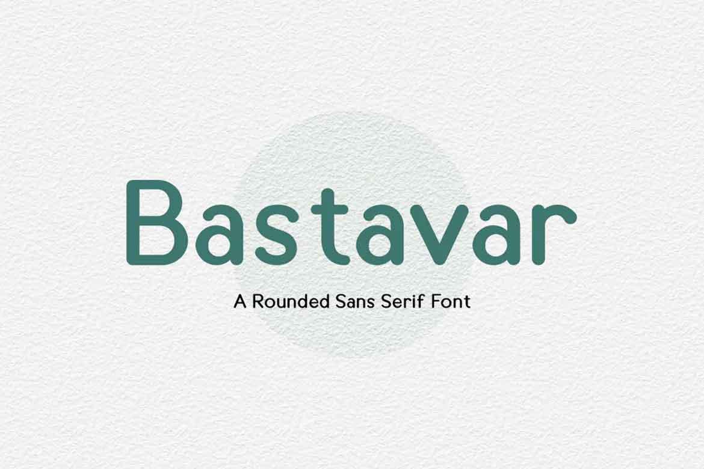 Bastavar Font