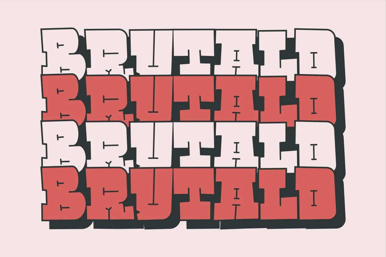 Brutald Font