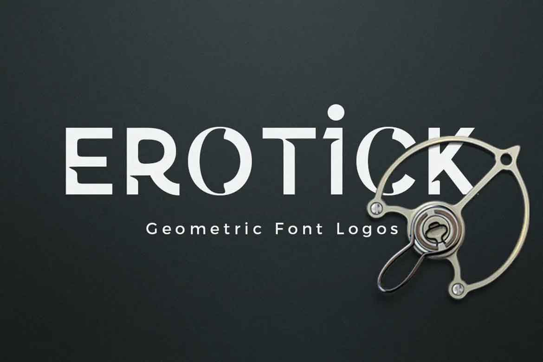 Erotick Font