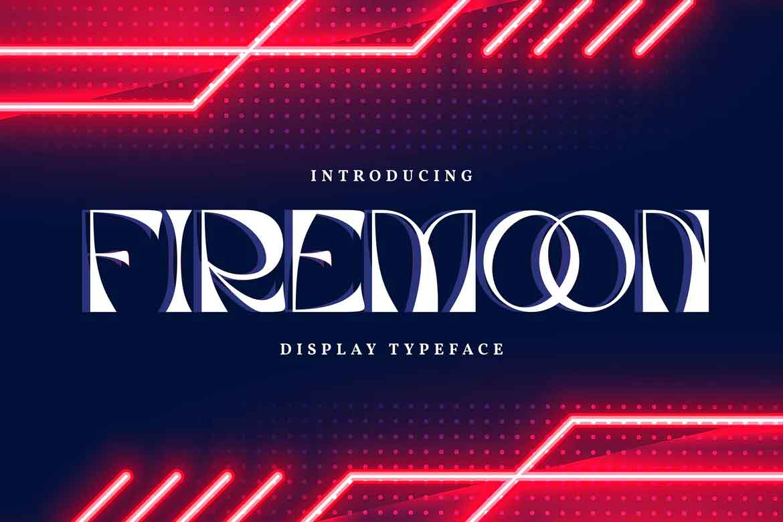 Firemoon Font