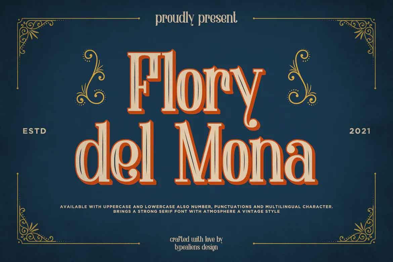 Flory del Mona Font