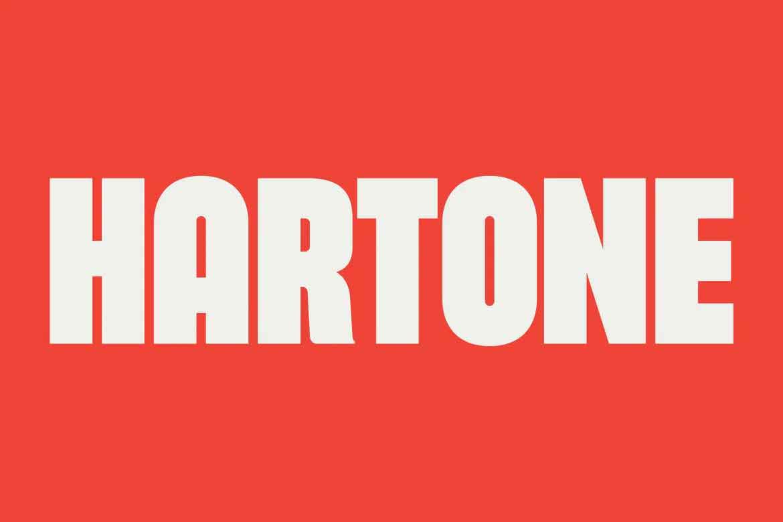Hartone Font