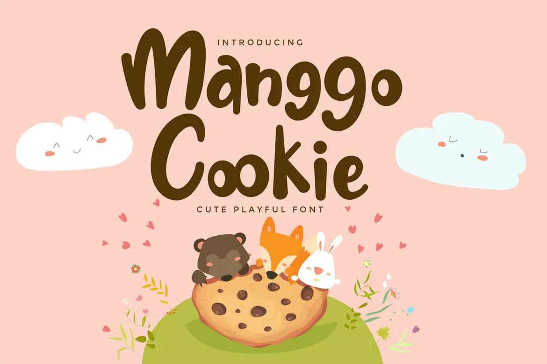 Manggo Cookie Font