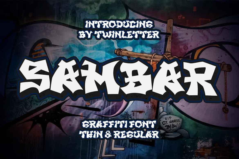 Sambar Font