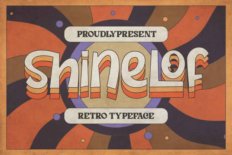 Shinelof Font
