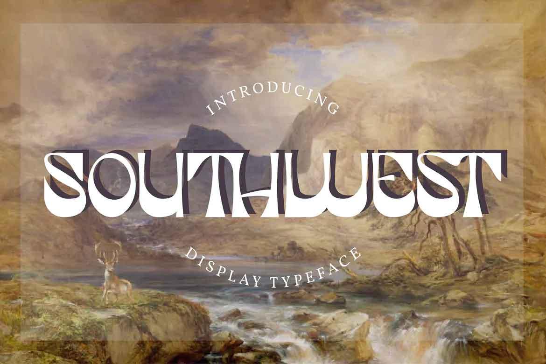 Southwest Font