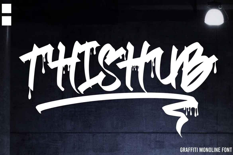Thishub Font