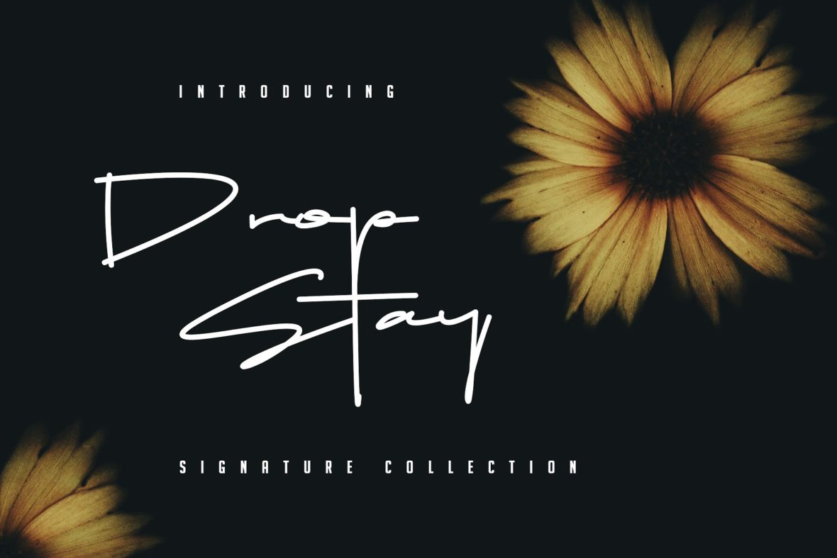 Drop Stay Signature
