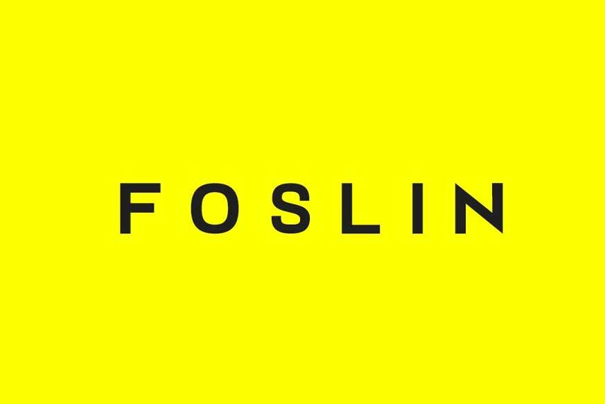 FOSLIN - Minimal Sans-Serif
