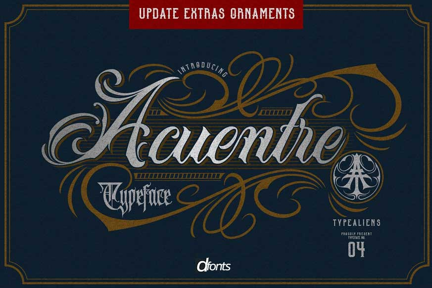 Acuentre (Update - Ornaments)