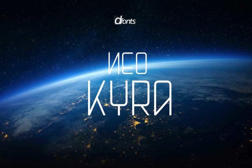 Neo Kyra Font