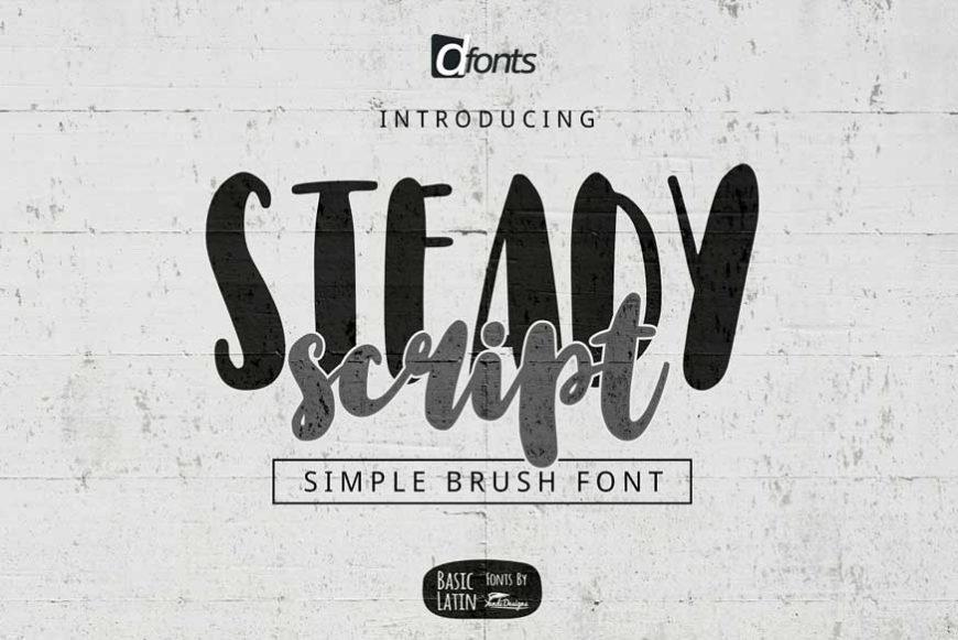 Steady Script