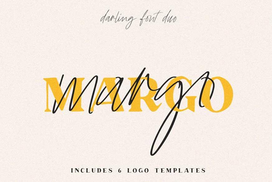 Margo Font Duo