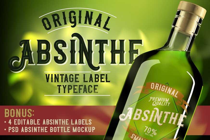 Original Absinthe Complete Family