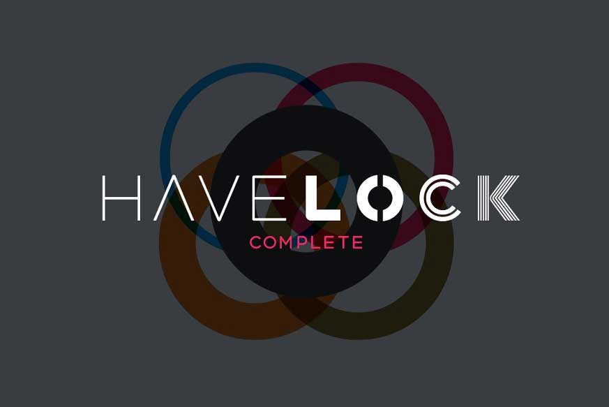 Havelock Complete Font Family