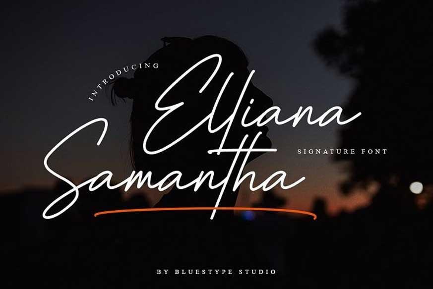 Elliana Samantha Font