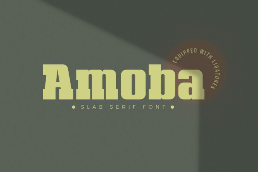 Amoba Font