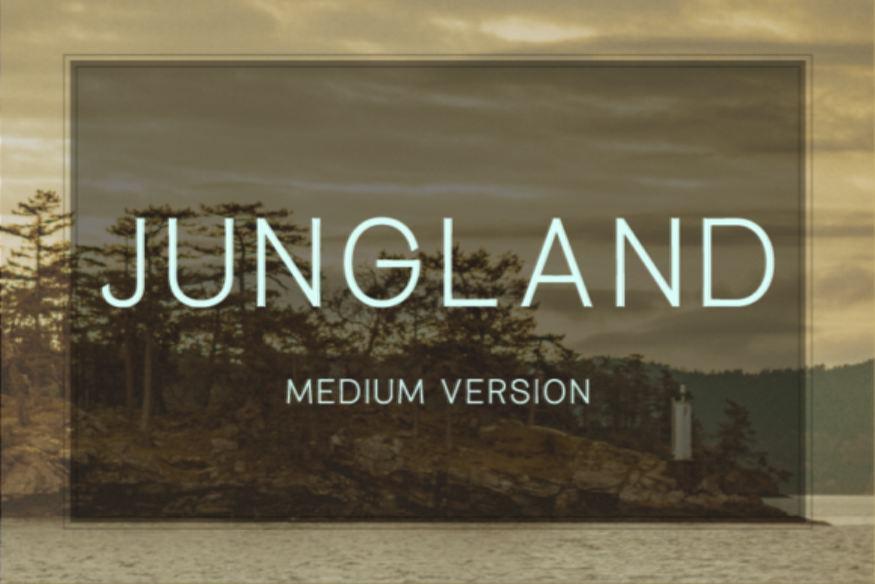 Jungland Font Family